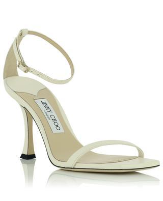 Marin 90 heeled smooth leather sandals JIMMY CHOO