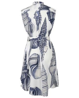 Andrea short seashell printed dress in silk STELLA MCCARTNEY
