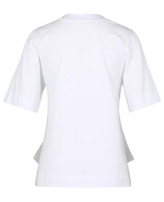 T-Shirt aus nachhaltiger Baumwolle Stella Logo 2001. Drape STELLA MCCARTNEY