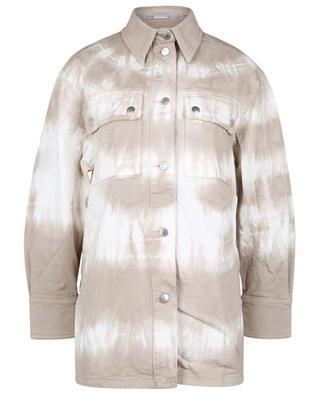 Surchemise oversize en denim tie-dye Bamboo Safari STELLA MCCARTNEY