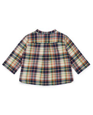 Chemise à carreaux bébé Matt BONTON