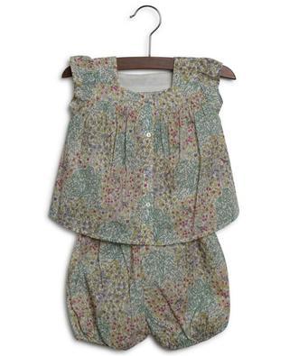 Ensemble robe et bloomer bébé Nove BONTON