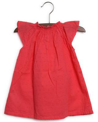 Robe bébé en coton à plumetis Sicili BONTON