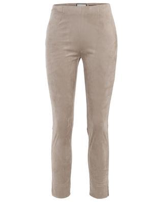 Sabrina faux suede stretch trousers SEDUCTIVE