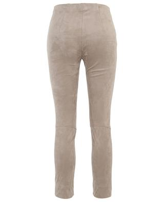 Pantalon stretch aspect daim Sabrina SEDUCTIVE