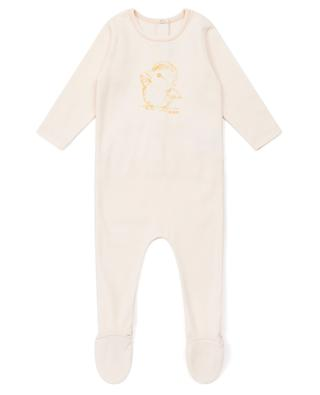 Pyjama bébé en coton biologique Canetonpy BONTON