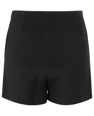 Shorts aus Wollstretch VALENTINO