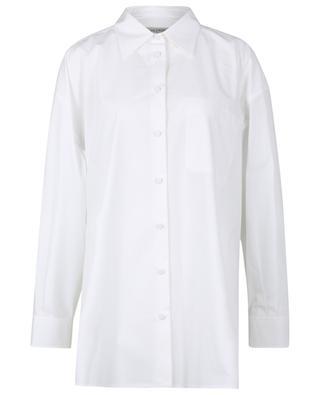 Collezione Milano oversize shirt in poplin VALENTINO