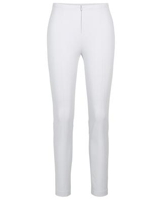 Giga 7/8 slim fit gabardine trousers RAFFAELLO ROSSI