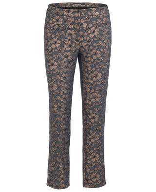 Jacquard trousers CAMBIO