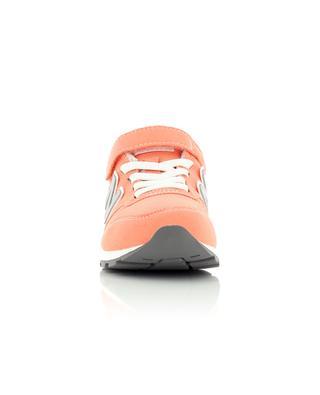 Niedrige Mädchen-Sneakers aus Stoff mit Klettverschluss 996 NEW BALANCE