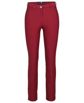 Stretch cigarette trousers PAMELA HENSON