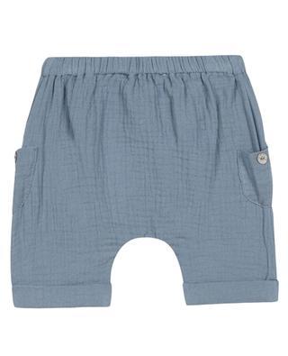 Pantalon bébé en gaze de coton Trousseau Garçon TARTINE ET CHOCOLAT