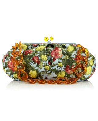 Sac à main en borcart fleuri Pasticcino Ugola Large WEEKEND MAX MARA