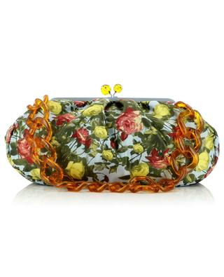 Pasticcino Ugola Large floral brocade handbag WEEKEND MAX MARA