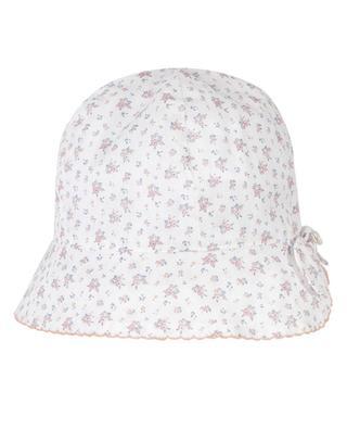 Floral baby bucket hat TARTINE ET CHOCOLAT