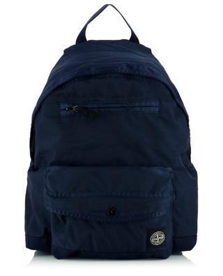 Kompass water repellent nylon children's backpack STONE ISLAND JUNIOR