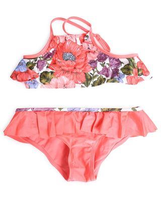 Bikini à volants fille Poppy ZIMMERMANN