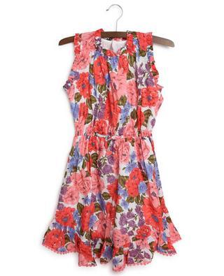 Poppy girls' frilled dress ZIMMERMANN