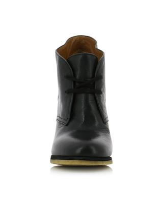 Laced leather ankle boots SEE BY CHLOE