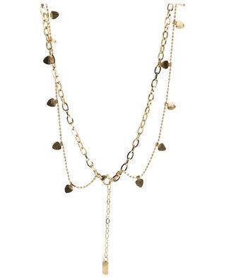 Multi strand necklace MOON°C PARIS