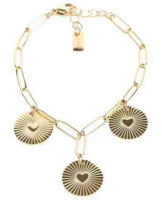 Heart pendant bracelet MOON°C PARIS