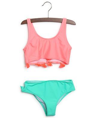 Lana bicolour girls' bikini CHIPOTE PAS