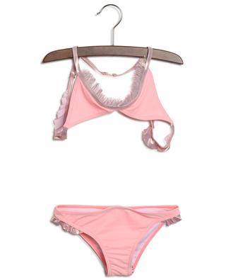 Olympe fringe and ruffle adorned girls' bikini CHIPOTE PAS