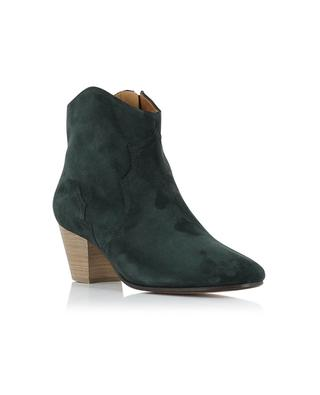 Dicker suede ankle boots ISABEL MARANT