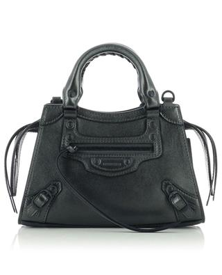 Mini-Handtasche aus Metallic-Nappaleder Neo Classic City BALENCIAGA