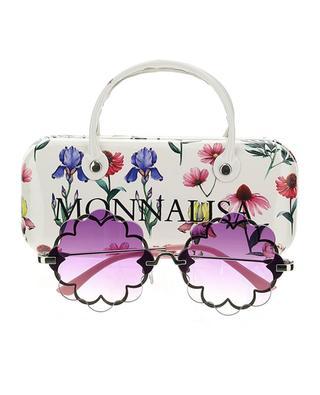 Lunettes de soleil fille Occhiali Flowers MONNALISA