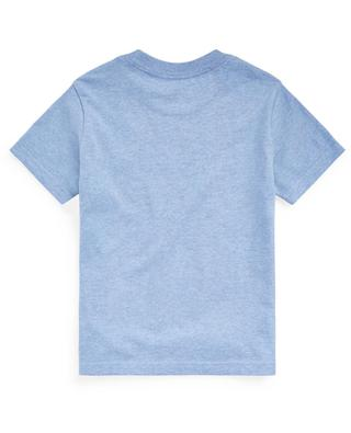 Pony embroidered boys' crewneck T-shirt POLO RALPH LAUREN