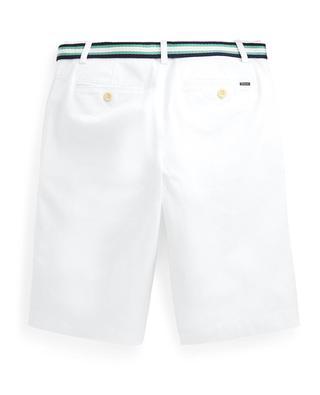 Slim Fit Chino boys' gabardine shorts POLO RALPH LAUREN