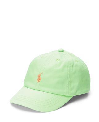 Pony children's chino baseball cap POLO RALPH LAUREN