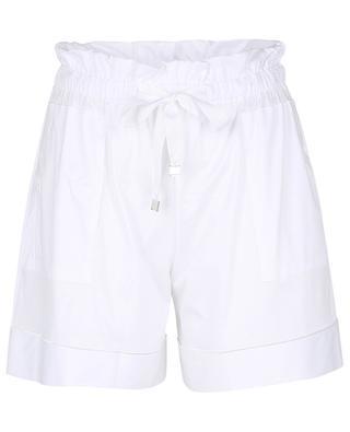 Milano jersey shorts BLUE LEMON