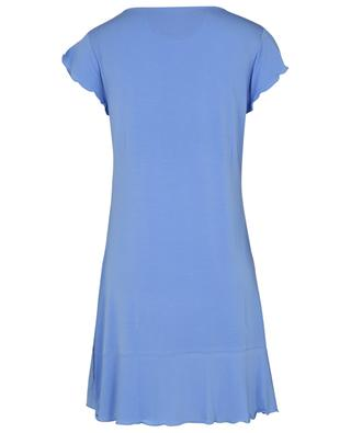 Angels Nighty jersey nightdress BLUE LEMON