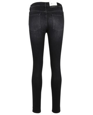 High-Waist Skinny Slim Illusion Upbeat black jeans 7 FOR ALL MANKIND