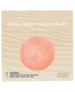 Aufblasbarer Strandball Glitter Pomelo SUNNYLIFE