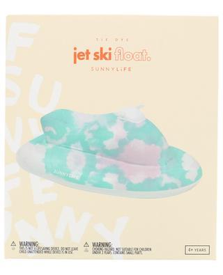 Tie Dye Jet Ski children's inflatable mattress SUNNYLIFE
