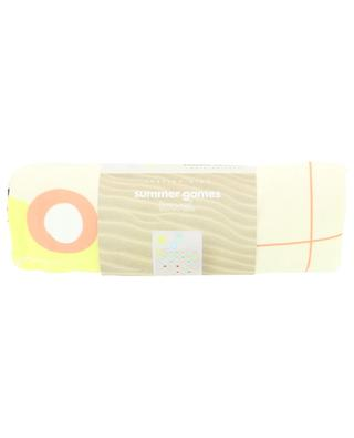 Strandtuch mit Spielbrett-Print Summer Games Towel Surfing Dino SUNNYLIFE