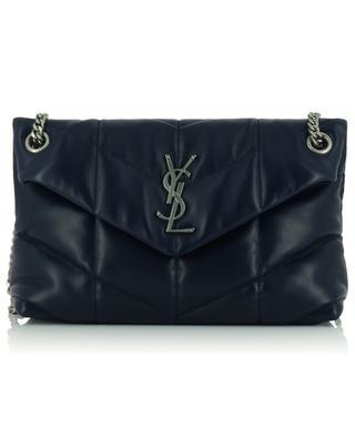 Puffer Medium quilted lambskin handbag SAINT LAURENT PARIS