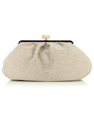 Grand sac en raphia Pasticcino Nabarro WEEKEND MAX MARA