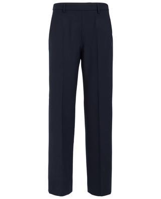 Pantalon large en laine mélangée PIAZZA SEMPIONE