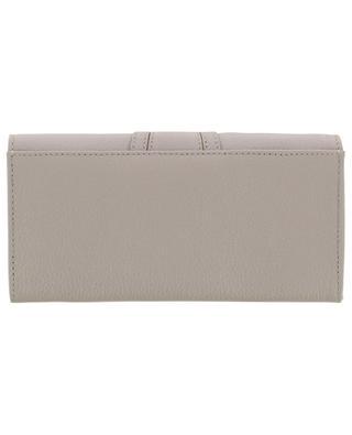 Grosse Brieftasche aus genarbtem Leder Hana SEE BY CHLOE