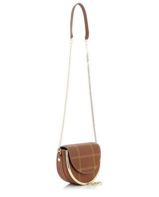 Petit sac porté épaule en cuir matelassé Mara SEE BY CHLOE