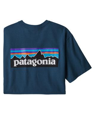 T-shirt in recycled materials PATAGONIA