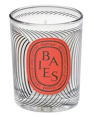 Baies Dancing Ovals scented candle - 70 g DIPTYQUE