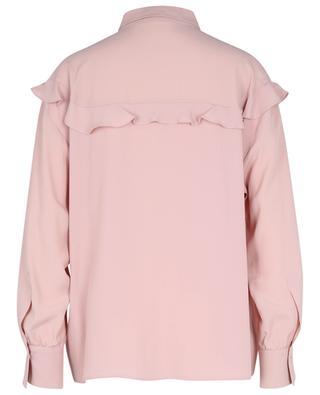 Multicolour short-sleeved blouse IBLUES