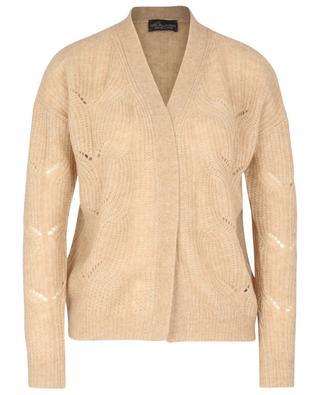 Cardigan en maille de laine PRINCESS