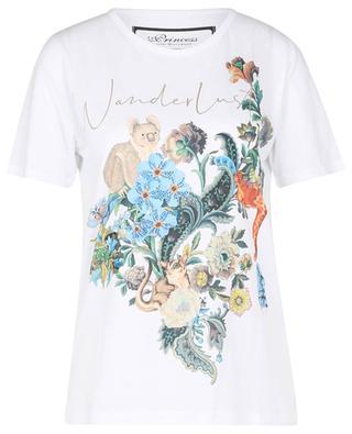 T-Shirt mit Print Wanderlast PRINCESS